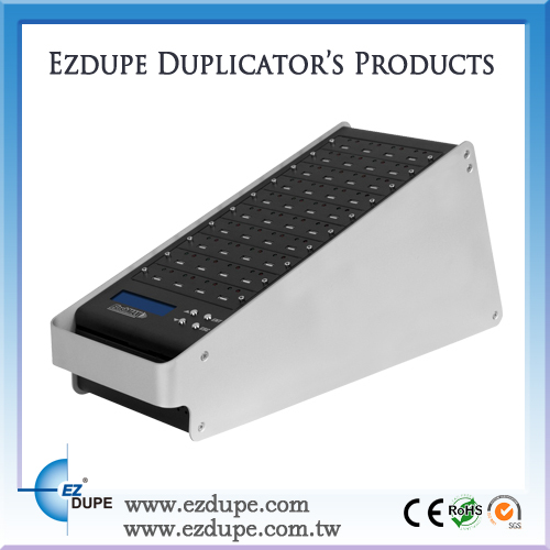 EZ Dupe 1 to 6 targets w/500GB Hard Drive Blu-ray/CD/DVD Duplicator