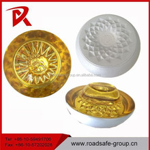 Reflective Glass Road Studs Tiger Cat Eye
