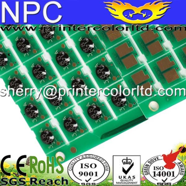 compatible toner cartridge for HP 530 540 126A 125a 131a 210a 304a 305a for HP print cartridges toner chip