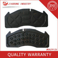 Commercial Vehicle Eurotek Brake Pad Wva 29115/29116/29148/29183 for Heavy Duty