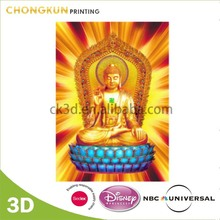 3D Buddha Picture Of Buddhism God Design