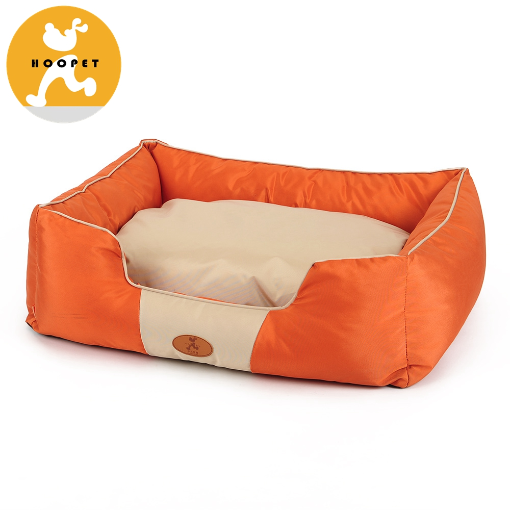 Chew Proof Dog Bed Oxford Cloth Pet Bed Larger Princess Designer Waterproof Elevated Luxury Memory Foam