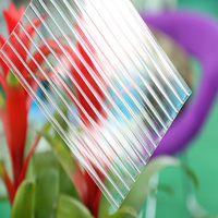 solar high quality polycarbonate glazing sheets prices