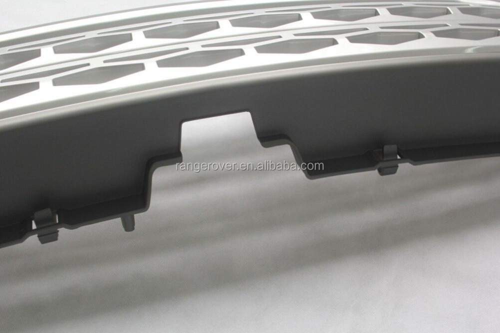 COLOR:GSS front grille For LAND-ROVER DISCOVERY 3, front bumper mesh grille for lr3