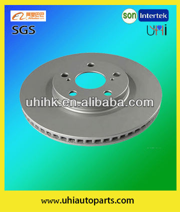 Auto parts brake disk/ disc 43512-42050 for TOYOTA CAMRY RAV 4 III