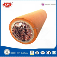 Oxygen Free Copper Rubber Insulated Welding Cable