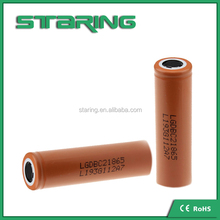 HOT large number of top quality LG BC2 18650 3.7v rechargeable li-ion battery