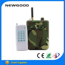 NEWGOOD remote control electronic bird calls for hunting,hunting bird caller with number keys