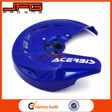 Motorcycle Front Brake Disc Rotor Guard Cover For Yamaha YZ125 YZ250 YZ250F Motocross Dirt Bike
