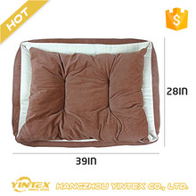 Logo Adding Factory Price Deluxe Cute and Plush Dog Bed, Dog Cave Bed Wholesale Dog Cat House