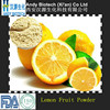 100% Natural Spray Dried Lemon Fruit Powder for energy drinking