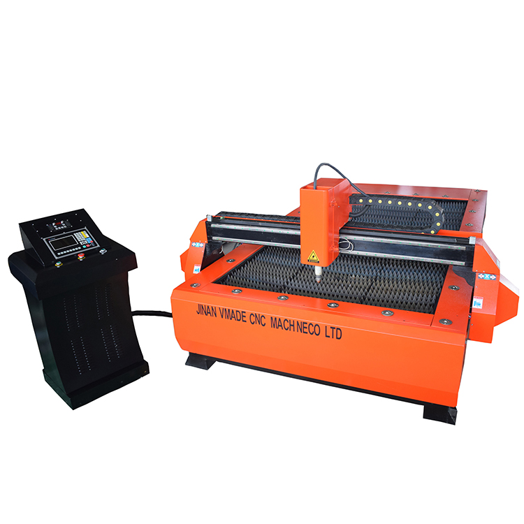 Automatic Steel 100A CNC Plasma <strong>Cutting</strong> Machine for Iron , Steel , Metal Cut