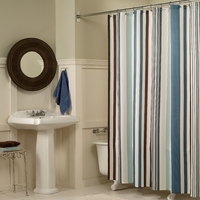 China ceiling mount shower curtain track