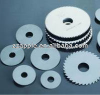 cemented carbide slitting saw cutter