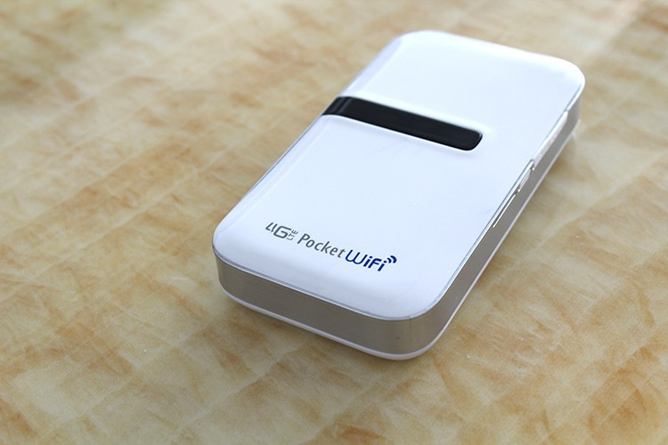 3G 4G Wifi Wireless Router With Sim Card Power Bank 4000mAh