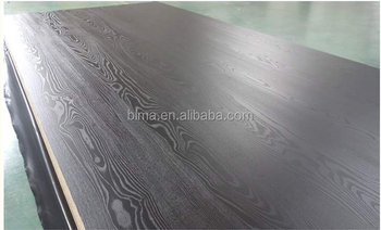 pu paper laminate plywood for furniture