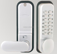 Mechanical digital combination code keyless door push button lock (ML101)