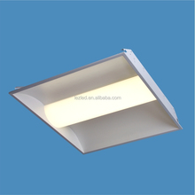 US warehouse 36w 40w recessed LED troffer light, 2x2 office square led retrofit troffer light