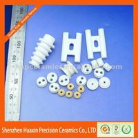 Electrical insulating alumina ceramic thermostat part