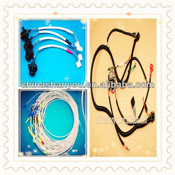 good quality obd wire harness in china