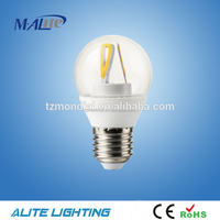 G50 A60 COB filament led bulb light E27 E14 lamp candle lighting C37 C35