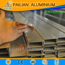 China factory extrude Aluminium U C V channel section , weight of aluminum section in construction