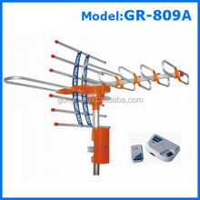 OUTDOOR ROTATABLE ANTENNA REMOTE CONTROLLED ANTENNA GR-809A