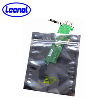 LN-1507011 Electronic Protection Bag Zip Lock ESD Shielding Bag