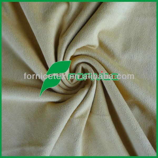 high quality strench amara suede fabric