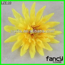 Daisy flower head artificial flowers for funeral wreaths