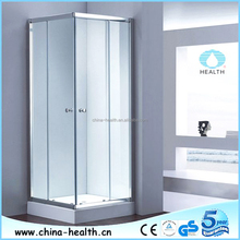 90*90 Square 1 Piece Shower Enclosures Low Price Good Quality Economical Shower Enclosure