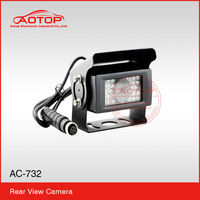 Newest 1/3 Sharp CCD Car Rear View Camera with Night Vision/Waterproof/Shockproof/Prevent mist for Container truck