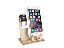 OMAX Newest Charging Dock Creative Stand for Apple Watch For iPhone For iPad Tablet Phone