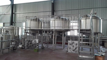 2000L/20Hl/20bbl microbrewery equipment,turnkey beer brewing system