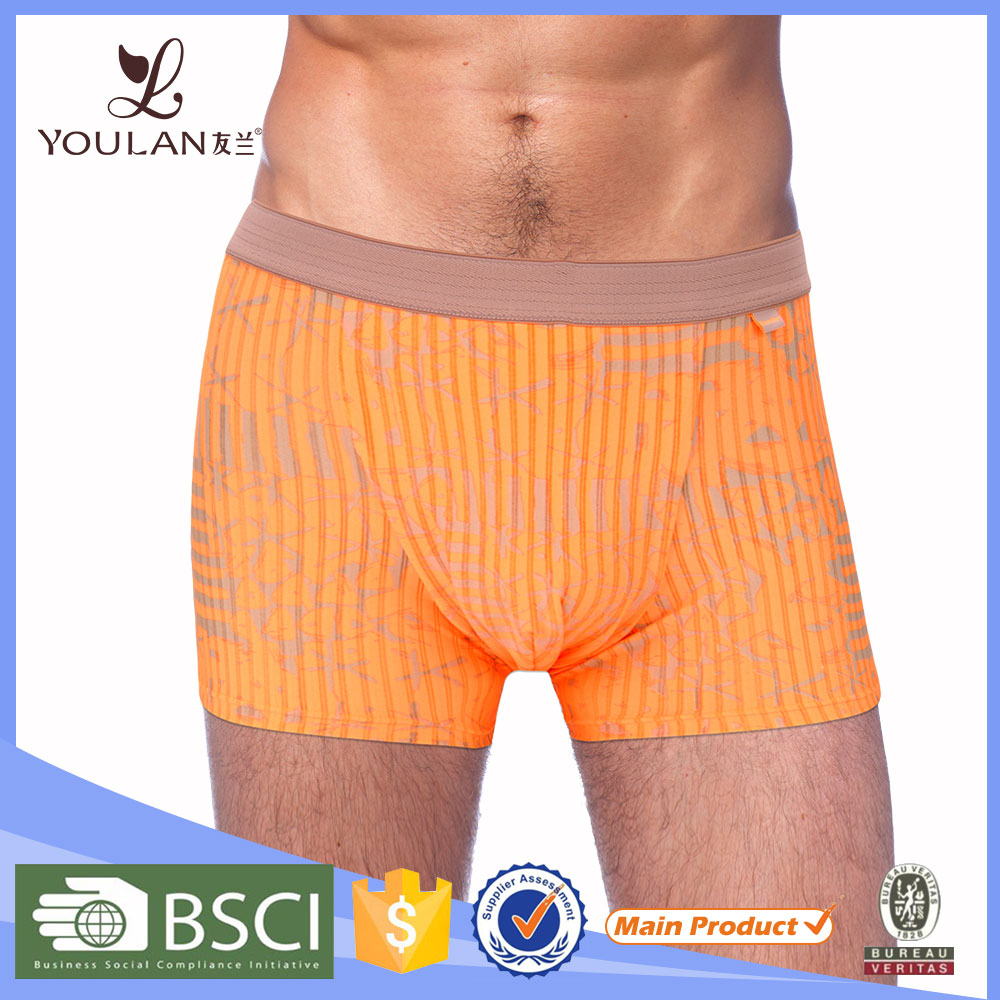 Low Price Slimming Plus size Bamboo sexy men underwear