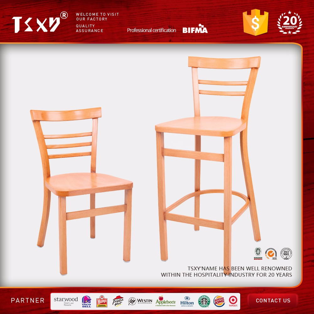 table and chair for restaurant