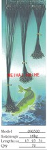 high quality catfish pike fishing stainless steel wire leader