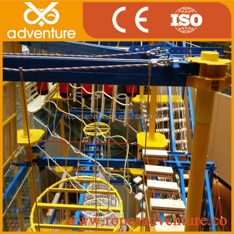Ropes Adventure Park, High Ropes Courses Builders, Aerial Adventure Park Equipment