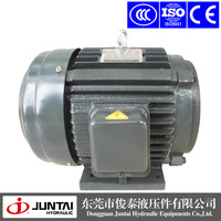 3 phase electrical motors for hydraulic