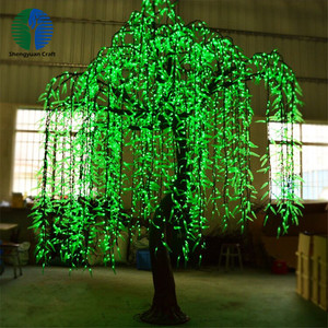 Shengyuan craft lighting decoration led lighting willow tree