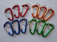 Carabiner Clips ~ Spring Belt Snap Key Chain