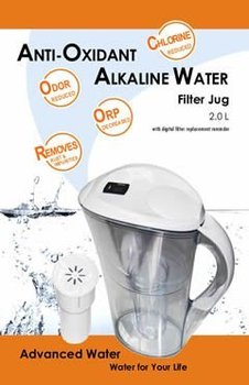 Anti-Oxidant Alkaline Water Filter Jug