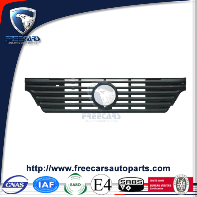 Heavy duty truck spare parts for mercedes benz actros grille