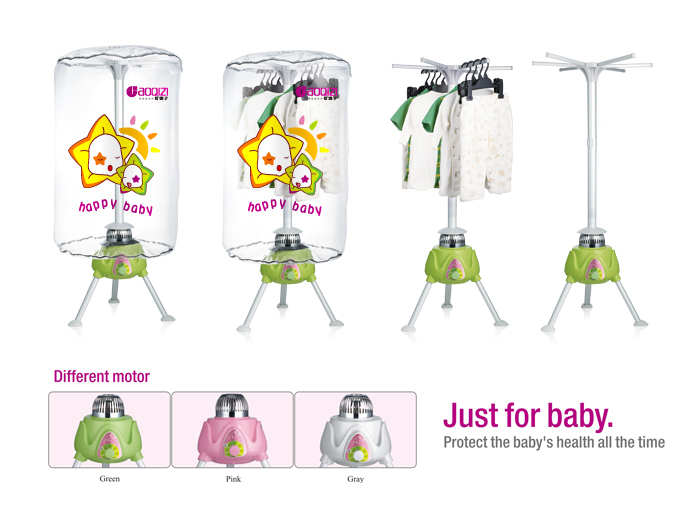 Waterproof Cover Baby Clothes Dryer View electric clothes