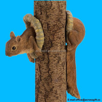 Gifts & Decor Squirrel Yard Statue