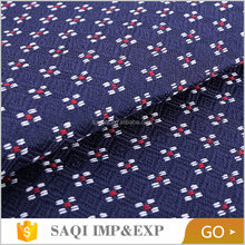 Factory direct China wholesale Woven Check mat 100% Polyester Fabric