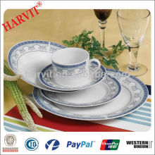 High Quality China Supplier Royal Porcelain/Latest Dinner Set With Popular Design/Chinese Design Wholesale Tableware