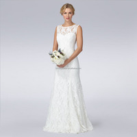 Debut Womens Ivory Lace Wedding Dress Debut Para Mujer Marfil Encaje Vestido De Novia de Debenhams