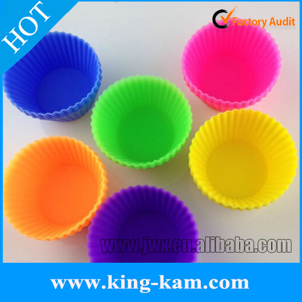 Silicone Bakeware Silicone Cake Molds Cake Decorating Toolscupcake baking cups