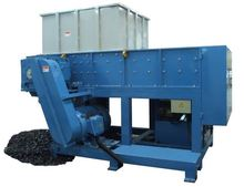 price of waste plastic pipes single shaft shredder machine